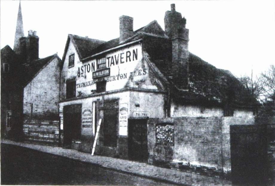 Aston Tavern 1890s
