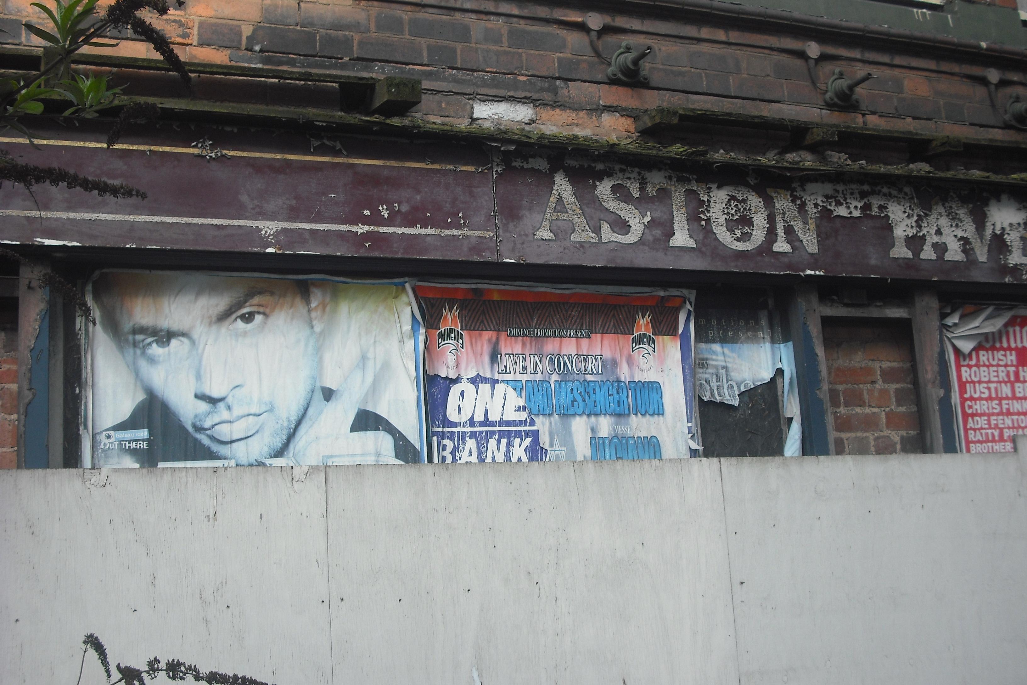 Aston Tavern Derelict