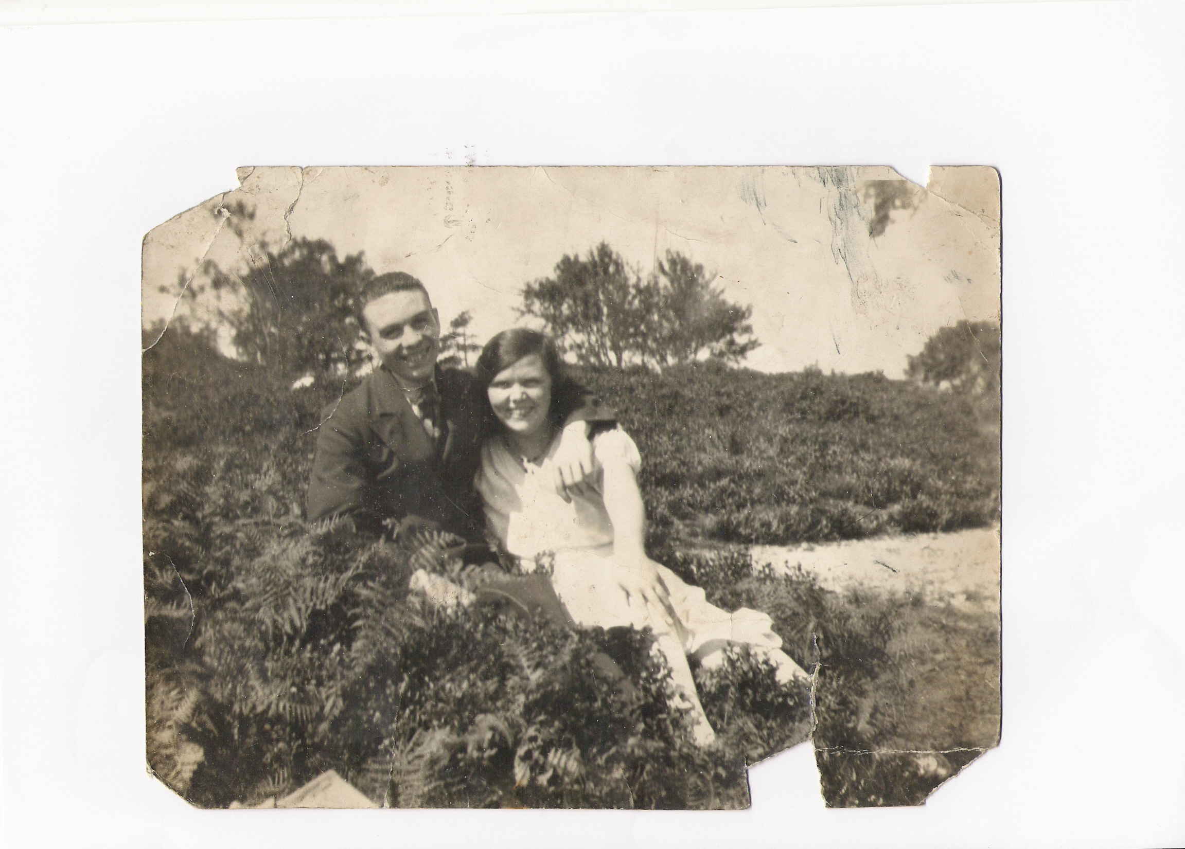 Fred and Rose early 1930s
